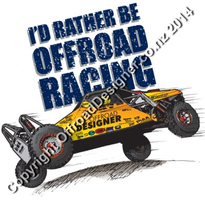 I'd Rather Be Offroad Racing Class 1