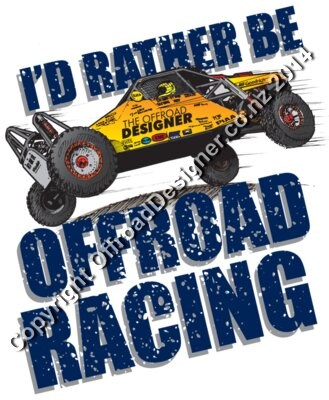 Rather Be Racing