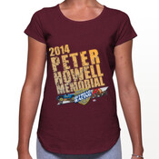 Peter Howell - Ladies Mali T-shirt